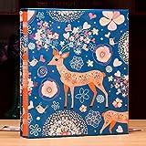 Interstitial boxed large-capacity album / album album / baby growth family album this / creative couple romantic gift ( Style : B )