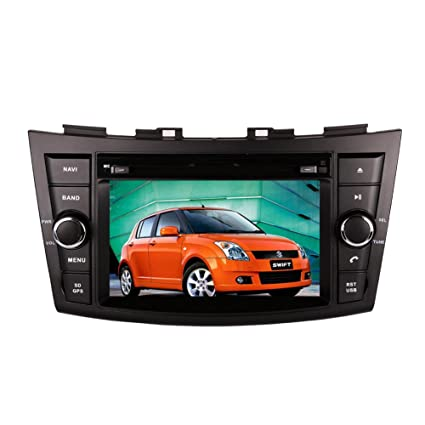 Amazon com: 7 Inch Touch Screen Car GPS Navigation for