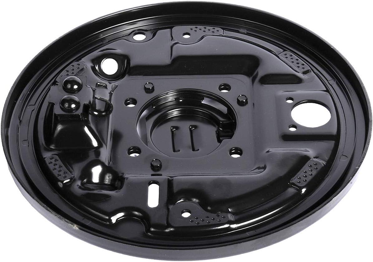 ACDelco 88935986 GM Original Equipment Rear Passenger Side Brake Backing Plate