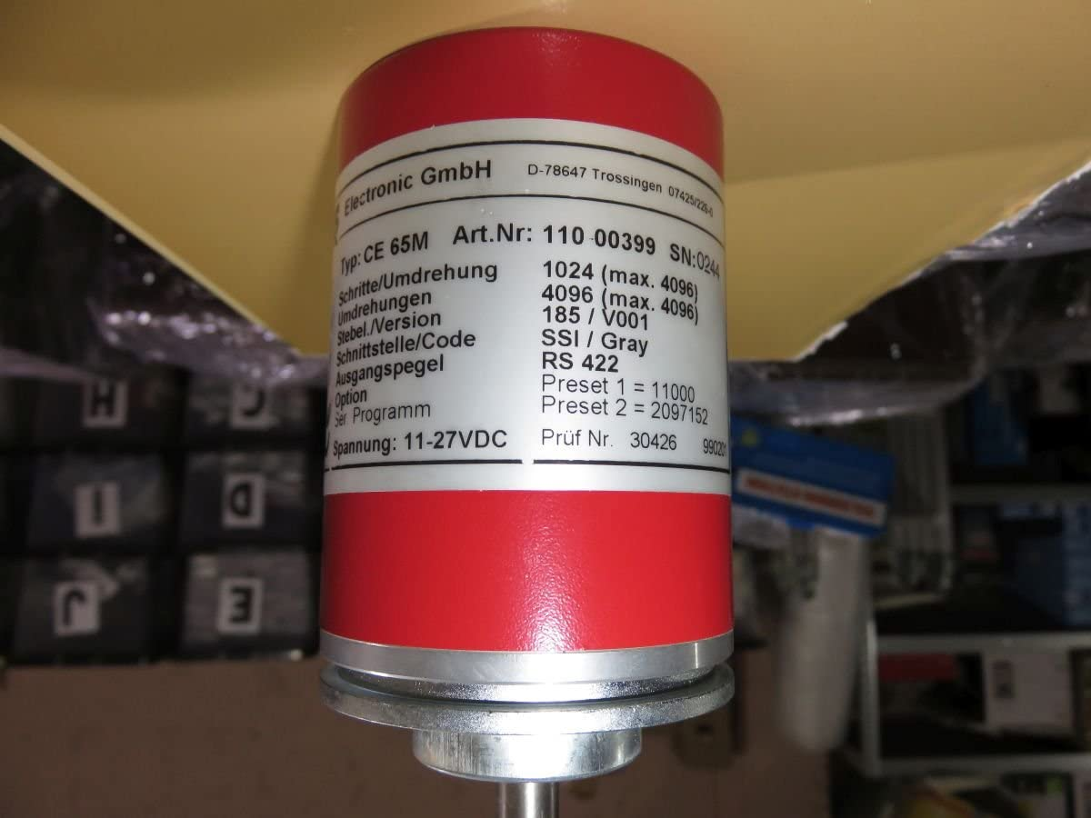 Tr Electronic Rotary Encoder Ce 65 M Ce65m Art No Elektronik