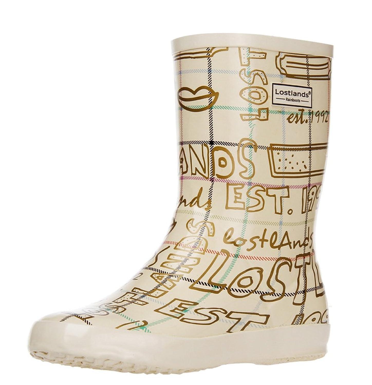Fashionback Women's Multi-Colored Rain Boots 85%OFF ...
