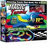 Magic Tracks 220-Piece Glowing Track Set
