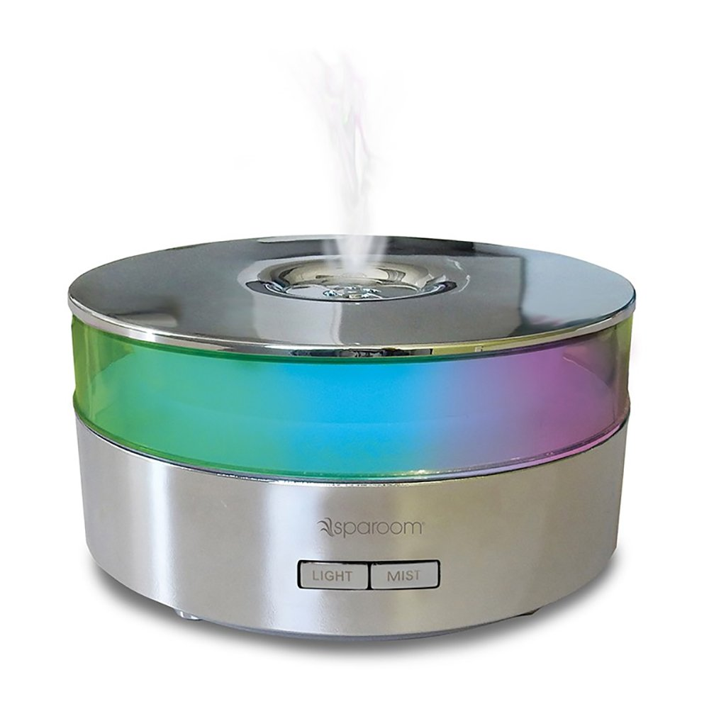Ultrasonic Oil Diffuser ~ Amazon sparoom aromamist ultrasonic essential oil