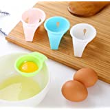 Séparateur de jaune d'oeuf Elyseesen Outil Gadget commode Egg Yolk séparateur blanc diviseur titulaire tamis de cuisine