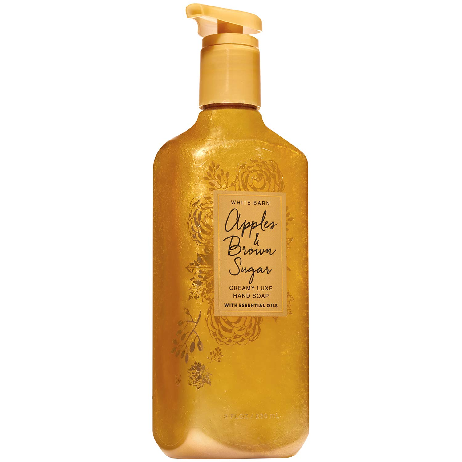 Bath and Body Works APPLES & BROWN SUGAR Creamy Luxe Hand Soap (2019 Limited Edition)