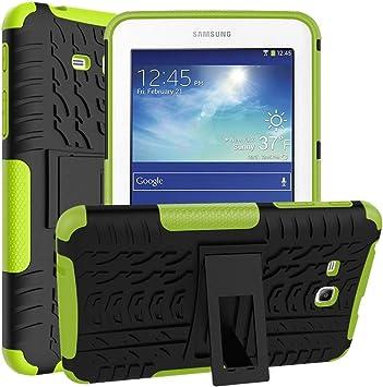 Samsung Galaxy Tab E Lite 7.0 Coque, Asstar résistant aux chocs Heavy Duty robuste hybride Defender Coque de protection pour Samsung Galaxy Tab E Lite ...