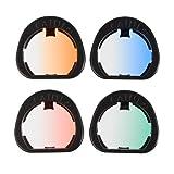 CAIUL Compatible Mini 90 Gradient Color Filters Set