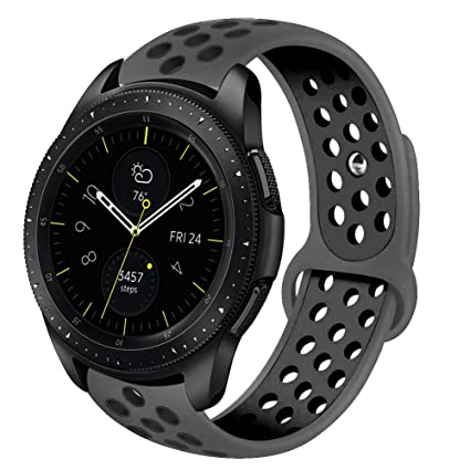 Amazon.com: Correa deportiva para reloj de pulsera VIGOSS de ...