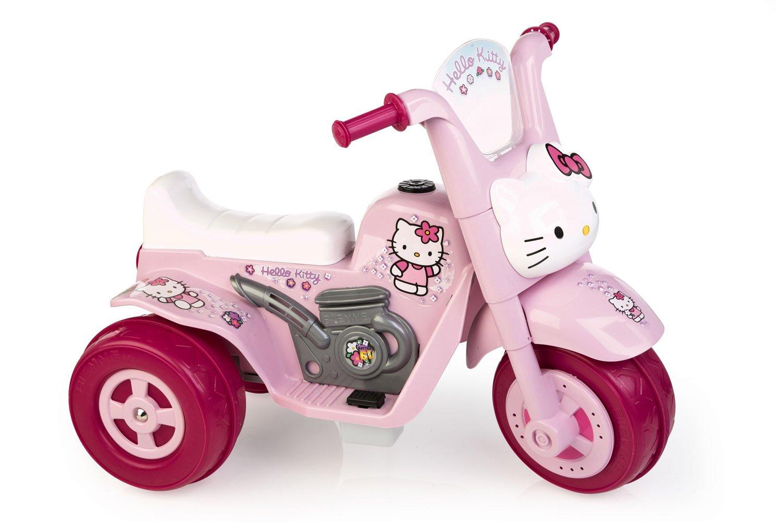 moto elettrica per bambini hello kitty