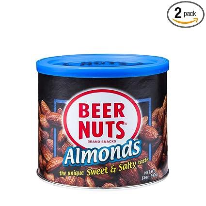 Latas de frutos secos de cerveza: Amazon.com: Grocery ...