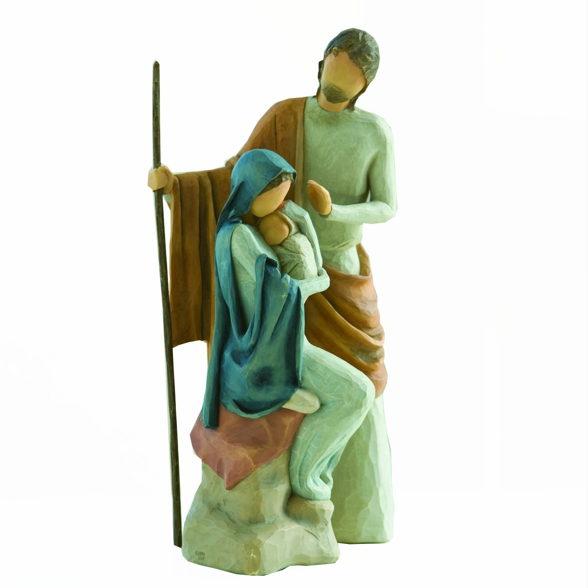 Amazon.com: The Christmas Story Figurines By Willow Tree: Susan ...