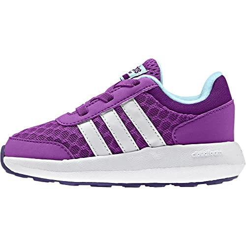 68b561a73ee adidas Unisex Babies Cloudfoam Race Inf Sneakers  adidas NEO  Amazon.co.uk   Shoes   Bags