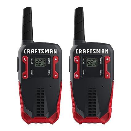 Amazon.com: Craftsman Cmxzrazf118 Business Walkie Talkies ...