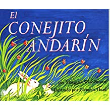 El conejito andarín: The Runaway Bunny Book and Tape