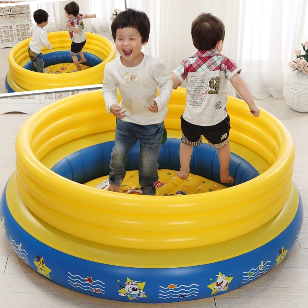 Cama elástica hinchable para niños, castillos para saltar, casas ...