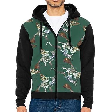 Fleece Jacket with Cartoon Print 5PubrmE