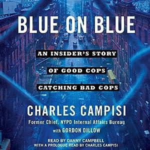 Blue on Blue Audiobook