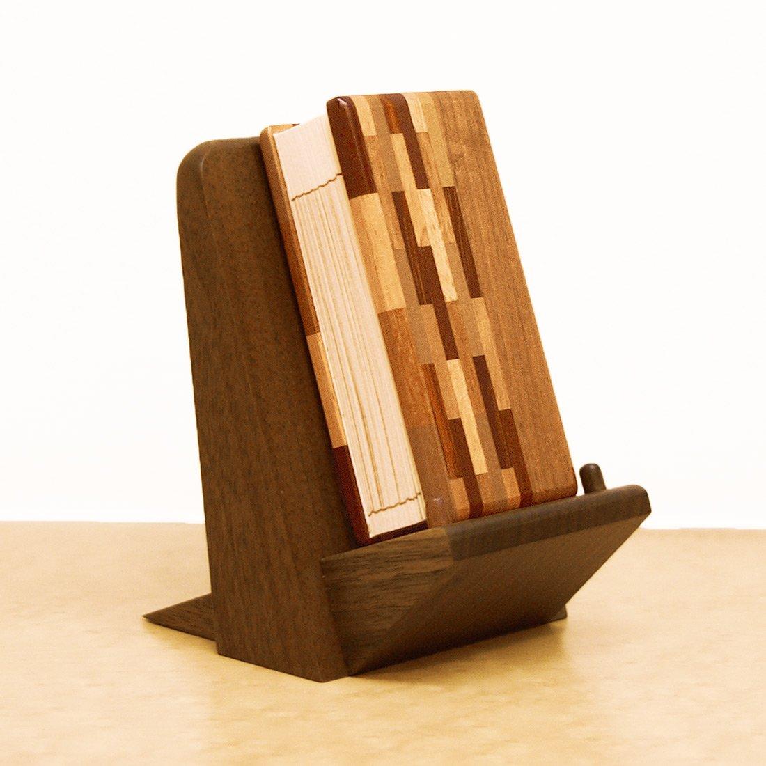 過去帳 過去帳台 セット 天然木 ウォールナット 仏具 日本製 ALTAR B01MYC7UKW