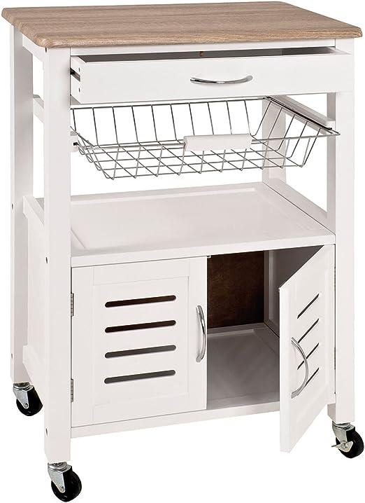 Küchenwagen Servierwagen Beistellwagen Küchentrolley Rollwagen