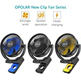 OPOLAR New 5000mAh Rechargeable Battery Operated