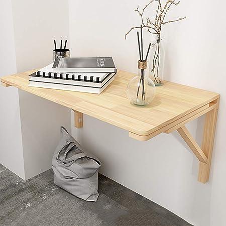 Mesa Plegable De Pared, Escritorio De Hogar/Oficina/Estudio, Mesa ...