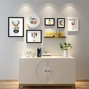 Amazoncom Photo Wall Portfolio Wall Decorations Picture Frames