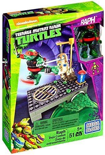 Amazon.com: Mega Bloks Teenage Mutant Ninja Turtles Lair ...