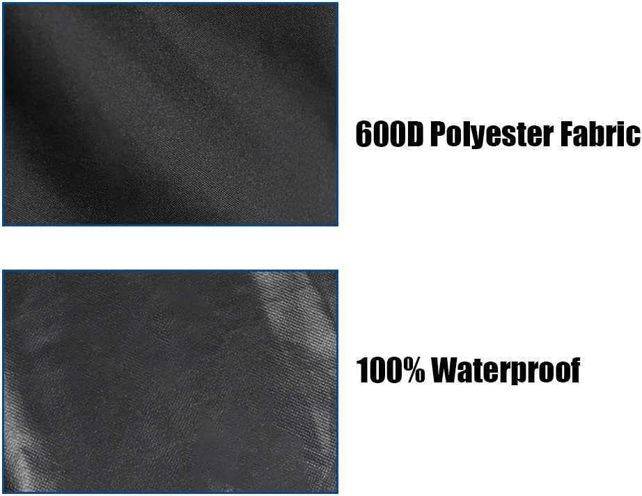 ValueHall Generator Abdeckung 600D Oxford Polyester Generatorabdeckung 82 x 63 x 60cm Wasserdichte Staubschutzh/ülle f/ür Drucker Schutzh/ülle f/ür Generator Schutz V7088