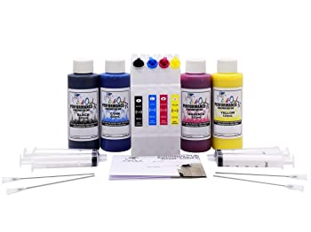 InkOwl Performance DYE Sublimation Refill Kit