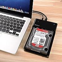 Orico® 6518US3 2.5 & 3.5 SATA Hard Drive USB 3.0 Docking Station Enclosure