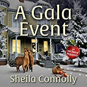 A Gala Event: Orchard, Book 9 | Sheila Connolly