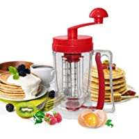 Buffer Pancake Machine Mikser Krep Makinesi
