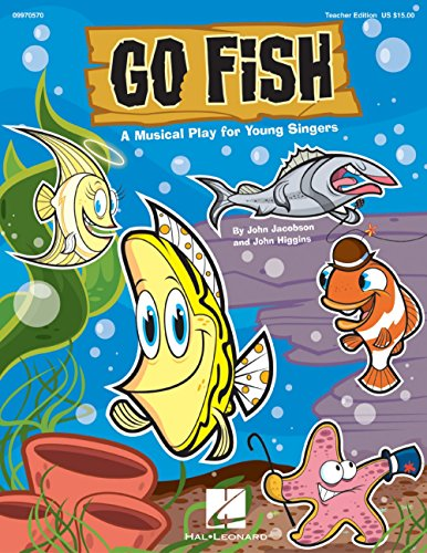 Go Fish! Reproducible Pak (Vocals, Lyric Sheets, Dialog)