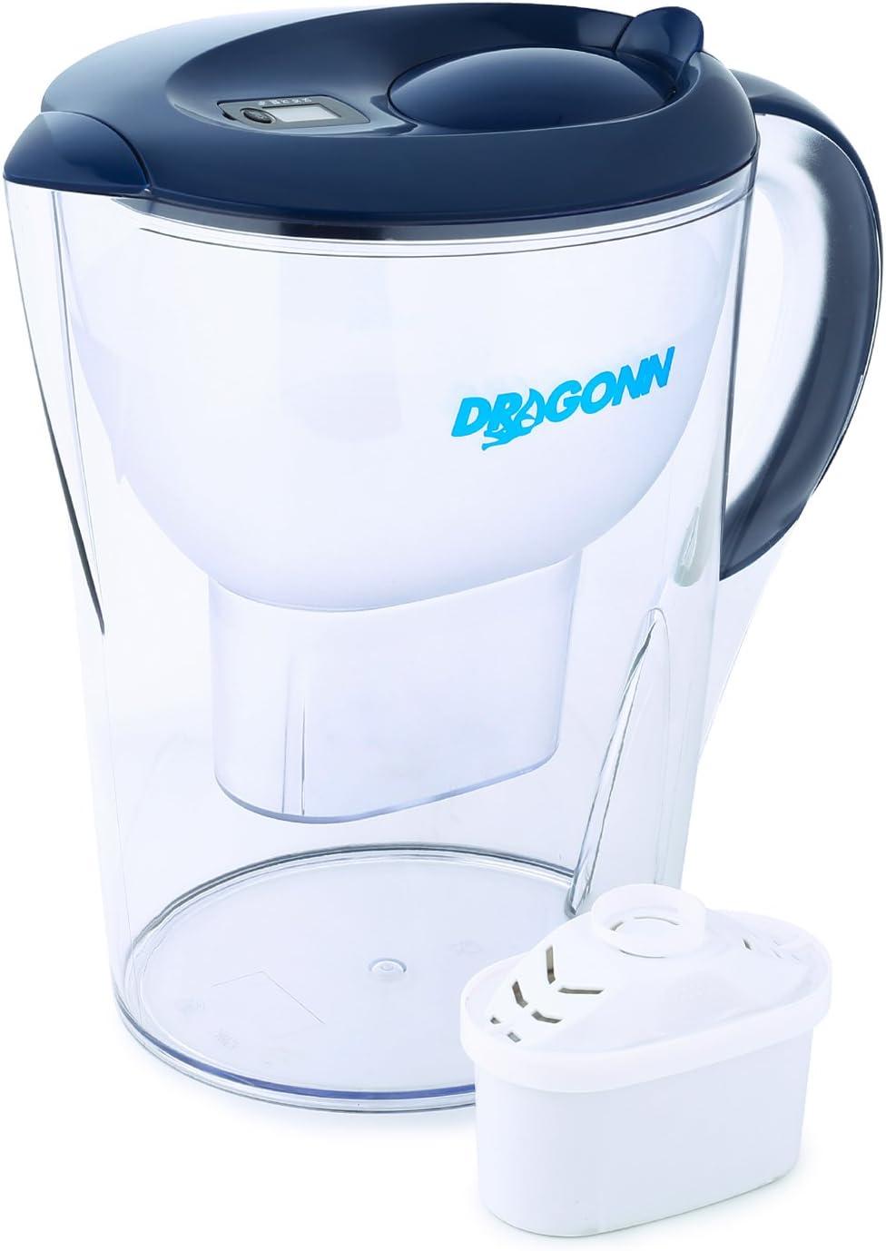 DRAGONN Alkaline Water Filter Pitcher