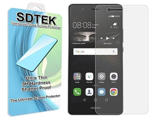 66 opinioni per SDTEK Huawei P9 Lite Vetro Temperato Pellicola Protettiva Protezione Protettore