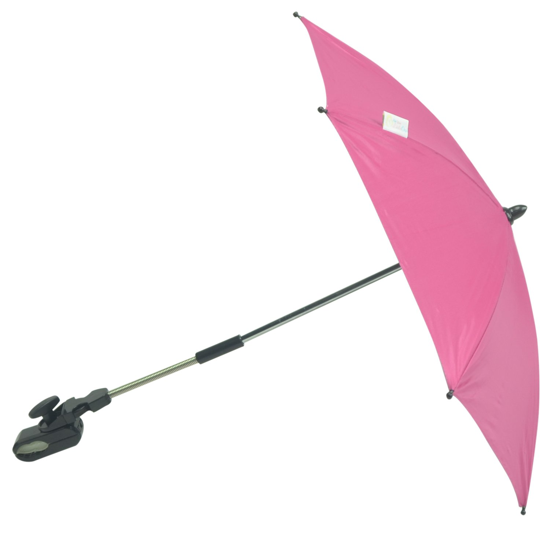 Hot Pink For-Your-Little-Sonnenschirm kompatibel mit Cybex Onyx