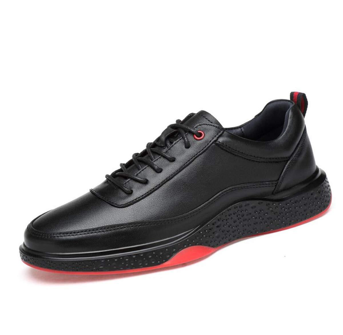 DANDANJIE Männer Casual Laufschuhe Schnüren Mode Schuhe Turnschuhe 2019 Frühling Herbst Schwarz