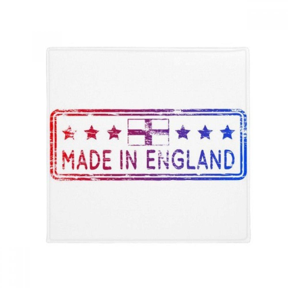DIYthinker Made in UK England Landmark Flag Pattern Anti-Slip Floor Pet Mat Square Home Kitchen Door 80Cm Gift