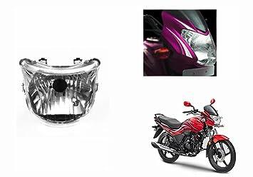 Oem Bike Headlight Assembly Hero Passion Pro Car