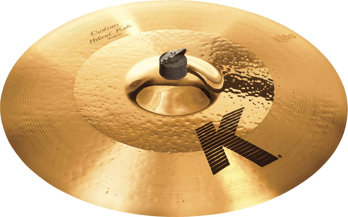 Zildjian K Custom 20'' Hybrid Ride Cymbal by Avedis Zildjian Company