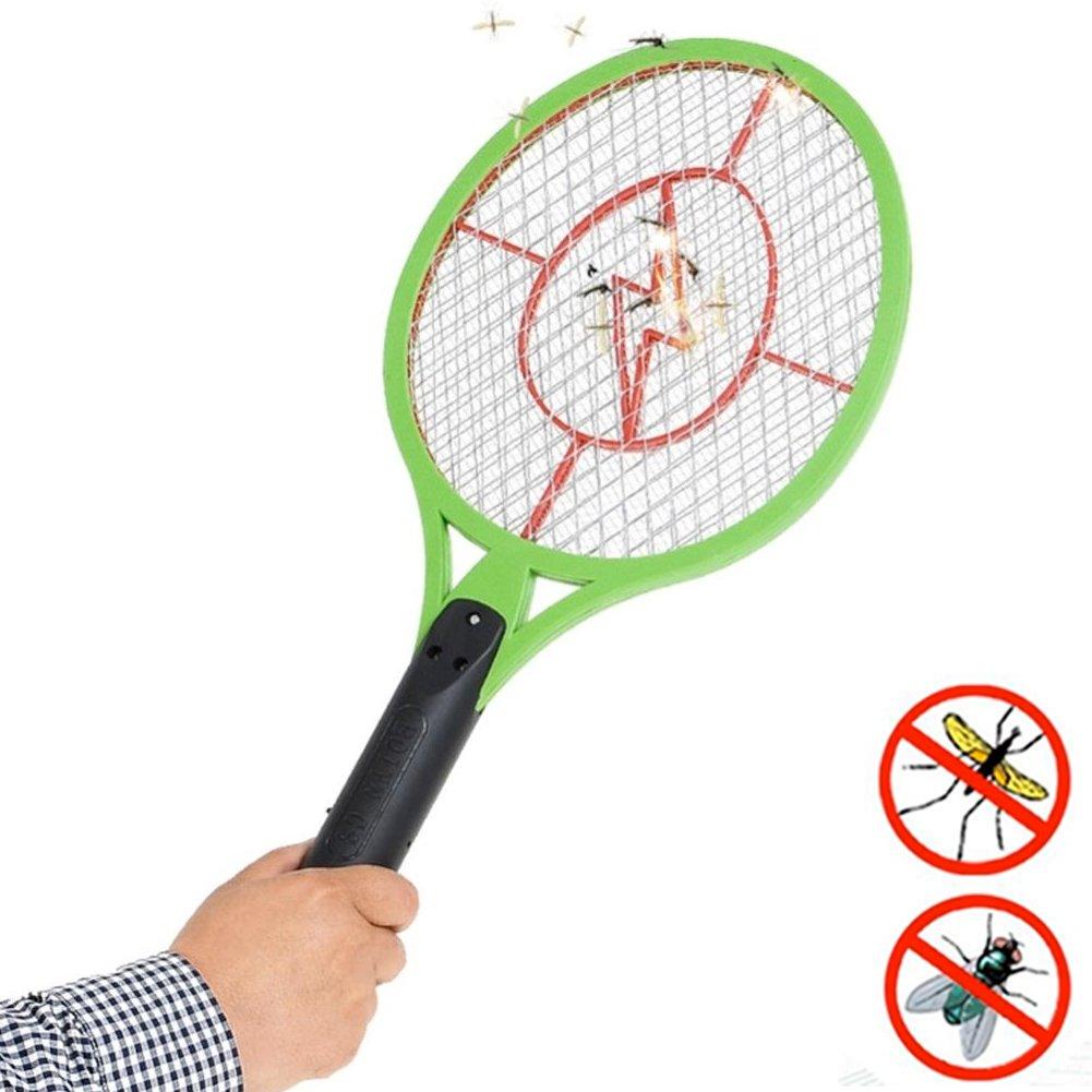 MASTER 525749 Mosquito Killer Automatico Insetticida Adatto per Uso Esterno Nero Plastica Rosso
