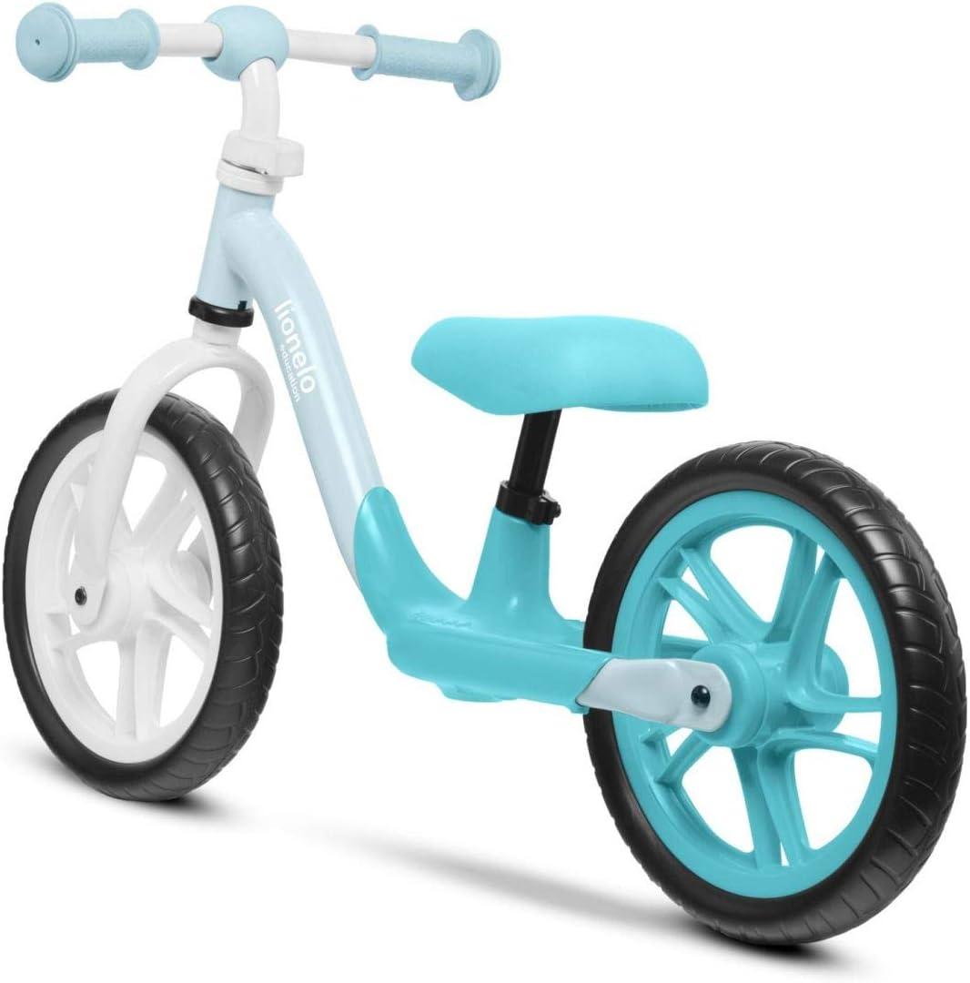 Lionelo Alex-Bicicleta Infantil (hasta 30 kg, sillín y Manillar ...