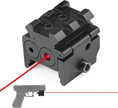 Details about  /Red Dot Laser Sight Scope 532nm Hunting Mount 20mm Rail Picatinny//Weaver Mount