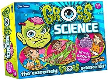 John Adams Gross Science - Juego de experimentos científicos: Amazon.es: Juguetes y juegos