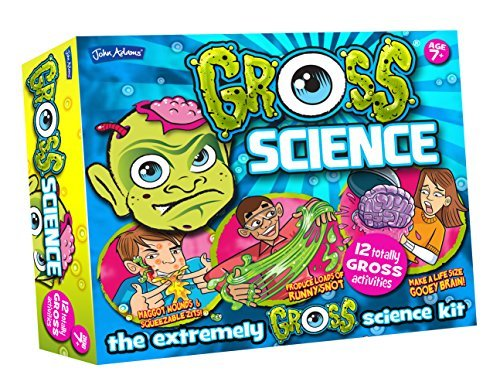Price comparison product image John Adams Gross Science Tv Craft Kit