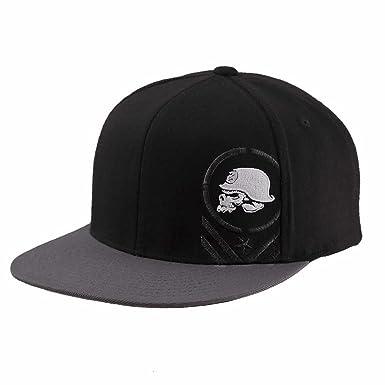 3cf94e8a0a105 Amazon.com  Metal Mulisha Men s Flexfit Logo Baseball Cap Hat  Clothing