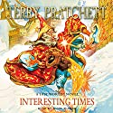 Interesting Times: Discworld, Book 17 | Livre audio Auteur(s) : Terry Pratchett Narrateur(s) : Nigel Planer