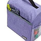 HOMEST Serger Sewing Machine Dust Cover with