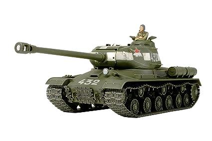 Tamiya 300032571 - Maqueta del Tanque Ruso Heavy Tank JS-2 ...