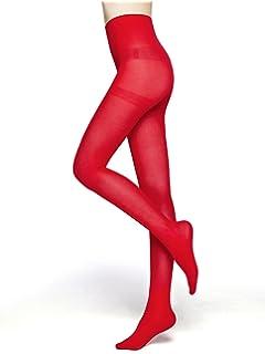 c80277cb028 Moochi Women s 80 Denier Semi Opaque Tights - Deep Pink  Amazon.ca ...